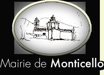 Mairie de Monticello | Balagne, Corse | Village Corse entre l'Île-Rousse et Calvi